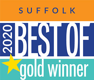 2020 Best of Suffolk Gold Winner